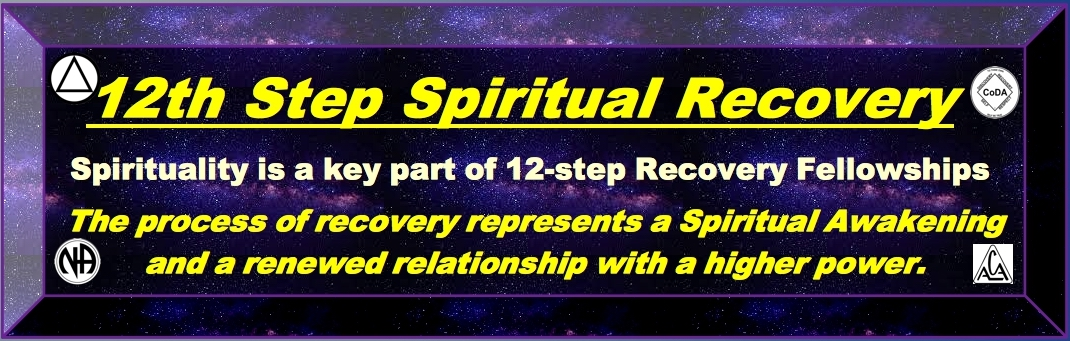 ==============================TOP BANNER 12TH STEP RECOVERY===========================================================================================TOP BANNER 12TH STEP RECOVERY