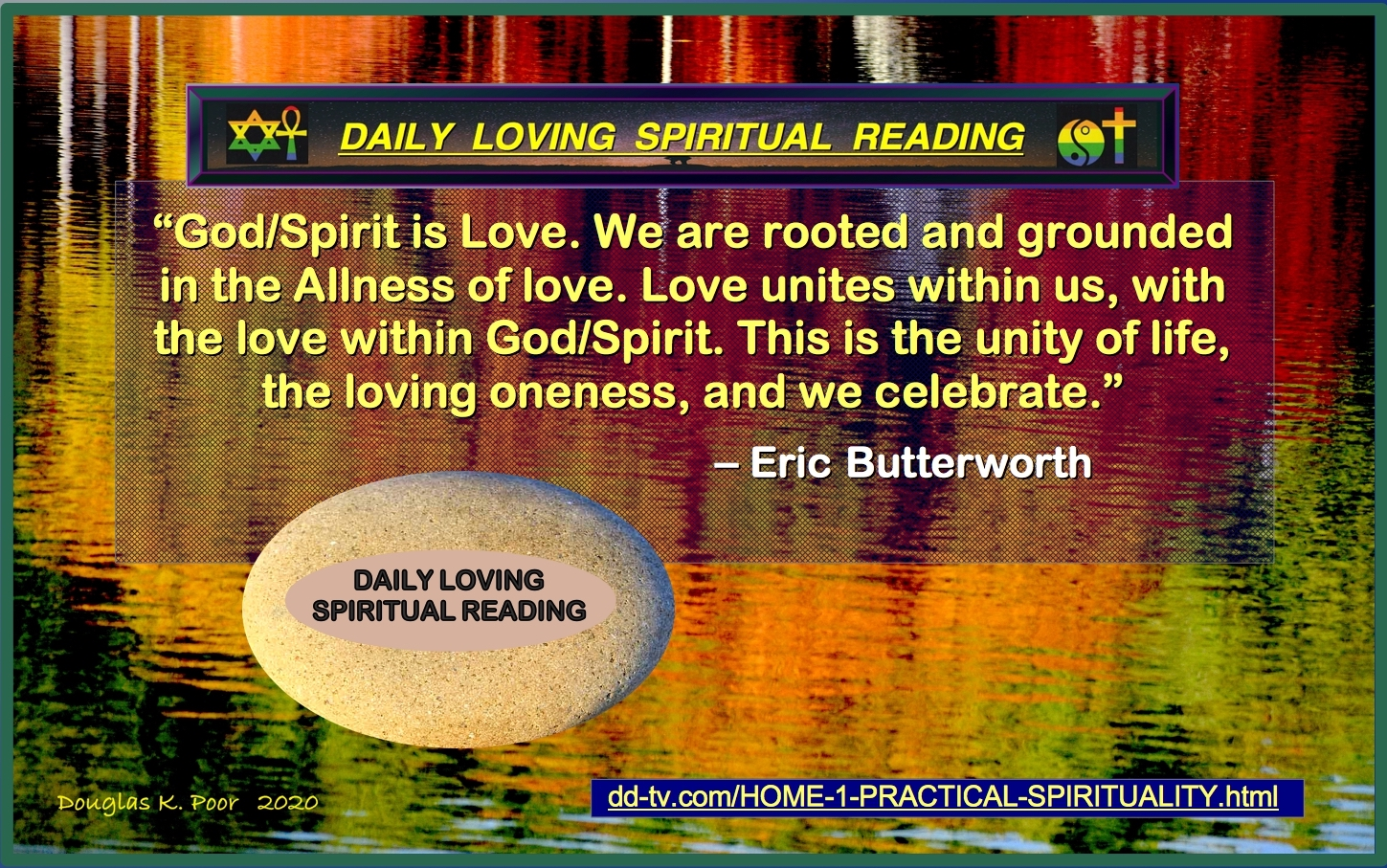 PRACTICAL SPIRITUALITY SPIRIT AND I ARE ONE